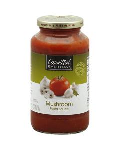 Essential Everyday Mushroom Pasta Sauce 24 oz / 680g
