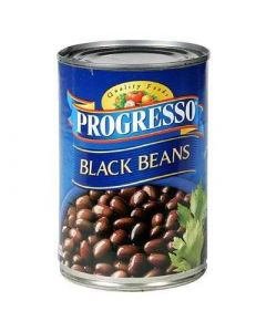 Progresso Black Beans 15 0Z (425g)