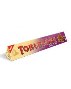 Toblerone Milk Chocolate with Fruit 'n Nut (100g) 瑞士三角牛奶果仁巧克力