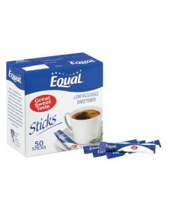 Equal Classic Sweetener, 50-1g Packets (50g) 怡口糖