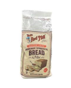 Bob's Red Mill Gluten Free Homemade Wonderful Bread Mix 16 OZ (453g) 鮑勃紅磨坊家用麵包粉(不含麵筋)
