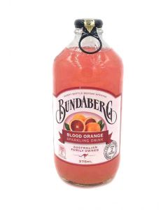 Bundaberg Blood Orange Sparking Drink 宾得宝含气血橙汁 375ml