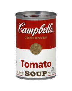 Campbell's Condensed Tomato Soup 10.75 OZ (305g) 金宝牌浓缩蕃茄汤