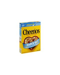 Cheerios Toasted Whole Grain Oat Cereal (18oz / 510g) 将军牌烘烤全谷物燕麦圈