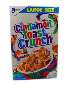 General Mills Cinnamon Toast Crunch Cereal (476g) 将军牌肉佳味烘烤脆麦片
