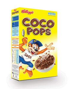 Kellogg's Coco Pops Cereal (350g)  家乐氏即食谷物可可球
