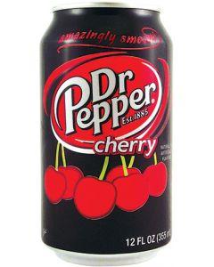 Dr Pepper Cherry 12 FL OZ (355mL)胡椒博士樱桃味
