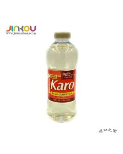 Karo Light Corn Syrup with Real Vanilla 16 FL OZ (473mL)