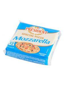 President Special Pizza Mozzarella - 12 Slices (200g)