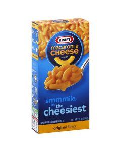 Kraft Original Macaroni & Cheese Dinner 7.25 OZ (206g)