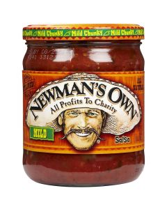 Newman's Own All-Natural Bandito Salsa  Mild 16.0 OZ (453g) 纽曼纯微辣味莎莎酱