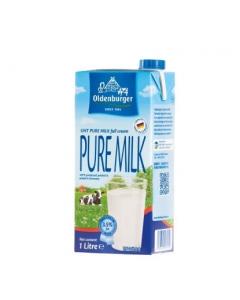 Oldenburger Full Cream Whole Milk 1L 欧德堡超高温灭菌全脂牛奶