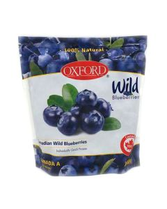 Oxford Wild Blueberries 牛津冷冻野生蓝莓 (340g)