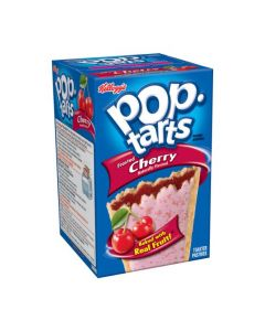 Kellogg's Pop-tarts Frosted Cherry 14.7 OZ (416g) 家乐氏牌糖霜樱桃味果粑 (糕点)