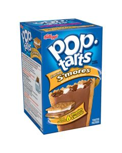Kellogg's Pop-tarts Frosted S'mores (416g) 家乐氏风味果塔饼干