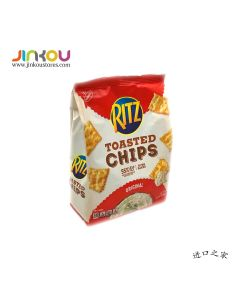 Ritz Original Toasted Chips 8.1 OZ (229g) RITZ 原味饼干