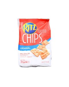 Ritz Original Toasted Chips  (8.1 OZ 229g)