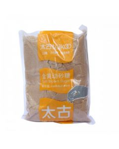 Taikoo Soft Brown Sugar (1Kg) 太古金黄幼砂糖 (赤砂糖)餐饮装